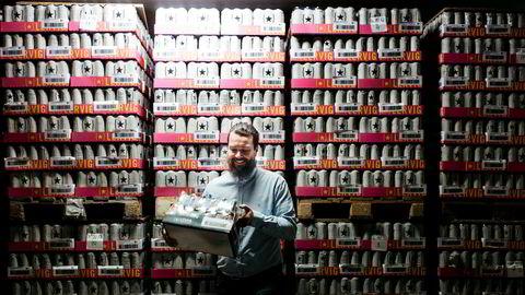 Daglig leder i Lervig Aktiebryggeri as Anders Kleinstrup mener det betyr enormt, særlig i eksportmarkedene, at bryggeriet er inne på listen over verdens 100 beste håndverksbryggerier.