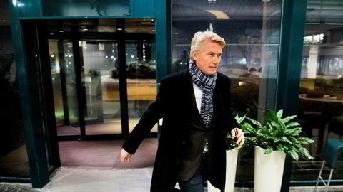 TV 2-sjef Olav T. Sandnes kan komme i konflikt med RiksTV.