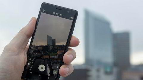 Sony Xperia XZ2 Compact viser at man ikke trenger å være stor for å gi topp ytelse.
