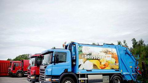 RenoNorden henter søppel for fem millioner husholdninger i Norden.