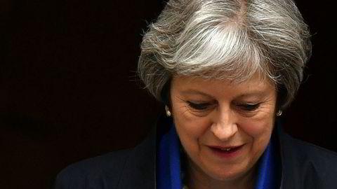 Statsminister Theresa Mays parti vil trolig gå tapende ut av lokalvalgene i mange områder.