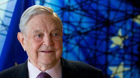 Ungarskfødte George Soros (87) mener han er utsatt for en kampanje fra ungarske myndigheter.