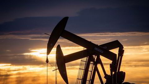 Det er de store investeringene på land i USA, som her fra Bakken-feltet i Nord-Dakota, som særlig har påført Equinor store tap. Bare i USA har selskapet skrevet ned investeringene med over 80 milliarder kroner.