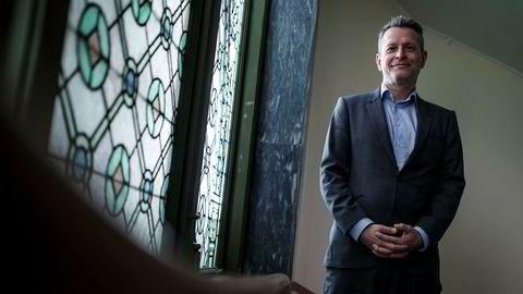 Landkreditt-forvalter Lars Kirkeby tror SAS har valgt en god timing når selskapet mandag varslet at det vil hente et milliardbeløp i obligasjonslån. Rentenivået innen høyrente har falt gjennom høsten.