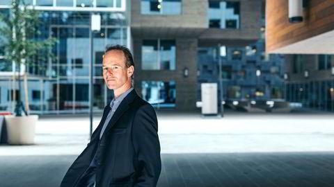 Aksjestrateg Paul Harper i DNB Markets bytter ut Equinor med Aker BP.