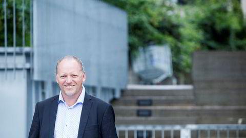 Investor Knut Erik Karlsen har eid aksjer i Bank Norwegian nesten helt siden starten. Aksjen, som i dag er verdt rett over fire kroner, betalte han 12–13 kroner for i sin tid.