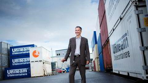 - Nå har vi gjort som vi sa, sier styreleder Kjell Ivar Myrvang i Uniteam as.