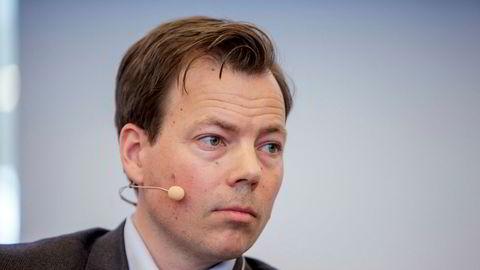 Norske Skog-sjef Lars Sperre har fått nye eier.