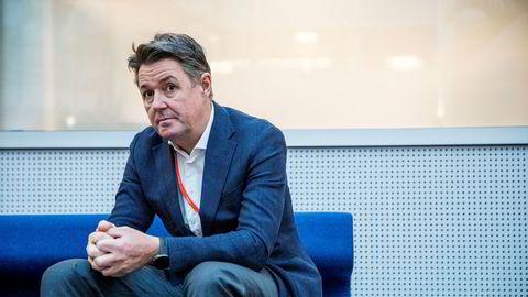 Geir Karlsen, fungerende sjef i Norwegian har akkurat kommet i mål med en ny kapitalinnhenting for selskapet.