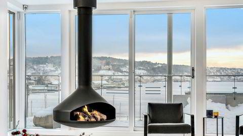 Krafttrader Einar Aas solgte toppleiligheten på Tjuvholmen i Oslo til eiendomsmilliardær Aage Thoresen tidligere i år for 67,5 millioner kroner.