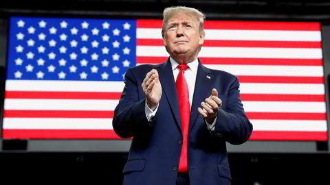 President Donald Trump er i hardt vær om dagen. Senatet vil trolig bli omdannet til en riksrettsdomstol allerede torsdag.