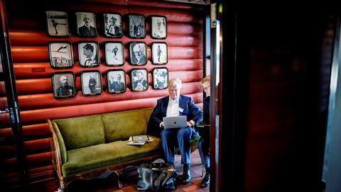 Tor Olav Trøim har store papirtap i riggselskapet Borr Drilling. Nå har han også store papirtap i grassfraktrederiet Golar LNG.