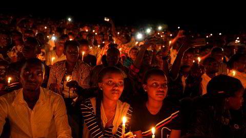 Rwanda markerte tidligere i år at det var 25 år siden 800.000 tutsier og moderate hutuer ble massakrert av flertallet hutuer.