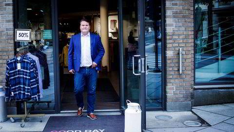 Jan Egil Flo, administrerende direktør i Moods of Norway, var med å kjøpe opp eget konkursbo for 52,6 millioner kroner.