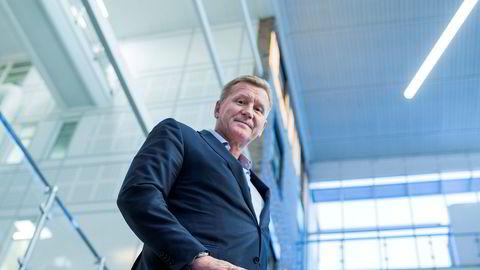 Mobilgründer Thore Bertelsen mener søksmålet fra Telia bygger på en misforståelse. «Dette burde vi kunne løst ved å snakke sammen», mener han.