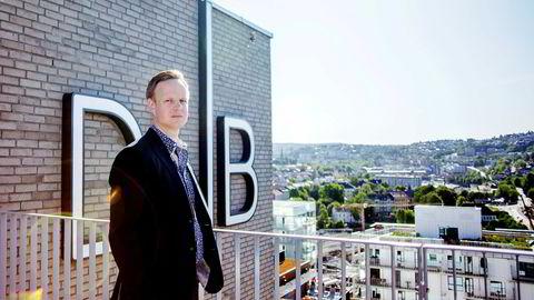 Terje Aleksander Fjeldvær leder DNBs såkalte Financial Cyber Crime Center (FC3). Flere av deres kunder er blitt frastjålet store beløp av svært ressurssterke svindlere.