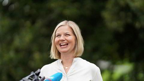 Venstre snur: Sier ja til norsk EU-medlemskap.