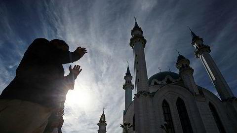 Ved fastemånedens slutt betaler mange muslimer sin religiøse skatt, som skal tilsvare 2,5 prosent av ditt årlige overskudd.