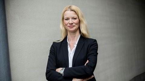 Sjeføkonom Kari Due-Andresen i Handelsbanken Capital Markets.
