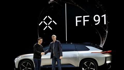 Jia Yueting var en av Kinas rikeste entreprenører. Formuen har gått tapt på blant annet elbilprodusenten Faraday Future, som har tapt nesten 20 milliarder kroner – uten å ha produsert en bilmodell.