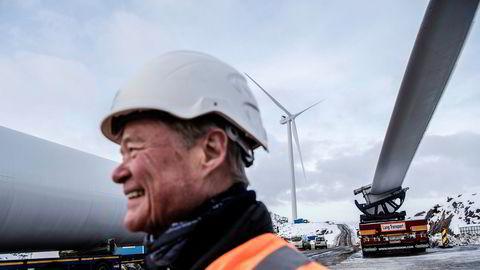 Styreleder Torbjørn Johannson i Asko er tilhenger av at forurenser skal betale, men mener grensen bør gå ved økt veibruksavgift for Askos lastebiler.