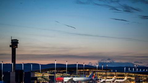 Samferdselsdepartementet anslår at flyselskapene skylder passasjerene rundt 3 milliarder kroner. Foto: Håkon Mosvold Larsen / NTB Scanpix