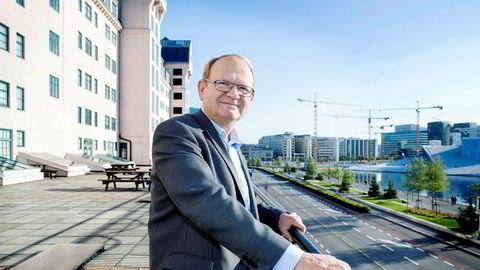 Per Einar Ruud, kredittøkonom i kredittanalyseselskapet Bisnode