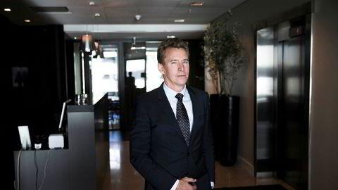 Hugo Maurstad i oppkjøpsfondet Altor.