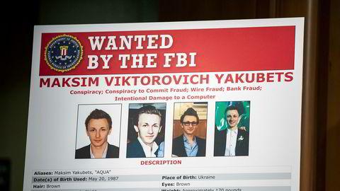 Amerikanske myndigheter etterlyser to russiske hackere med bånd til Kreml.