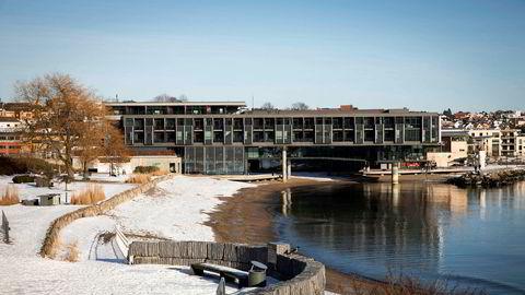 Farris Bad ble åpnet av Stein Erik Hagen og Mille-Marie Treschow i 2009.
