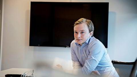 Andreas Hofstad fattet interesse for aksjer allerede da han var for ung til å få sin egen VPS-konto. Nå er han 22 år og sitter med verdier for noen titalls millioner kroner.