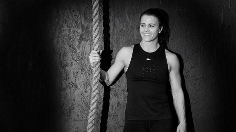 Hektet. Da Kristin Holte ble introdusert for crossfit i 2012 falt plutselig alle brikkene på plass. Hun ble «hektet fra dag én».
