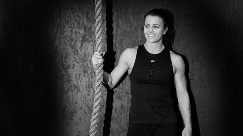 Kristin Holte er en av verdens best trente kvinner