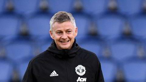 Ole Gunnar Solskjær er manager for Manchester United.