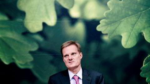 Jens Henriksson er Swedbanks toppsjef.