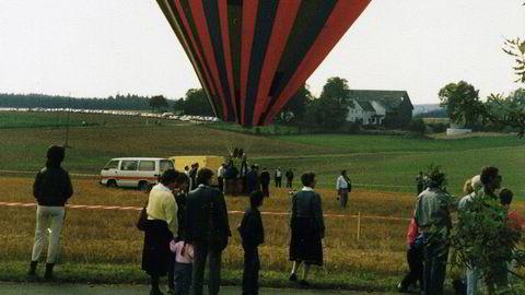 Så fjern, så nær. 28 minutter og snaue to mil utgjorde hele forskjellen. Flukten fra DDR fant sted 16. september 1979.