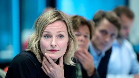 – Vi mener vi har en veldig god sak, sier byråd for oppvekst og kunnskap Inga Marte Thorkildsen (SV) i Oslo.