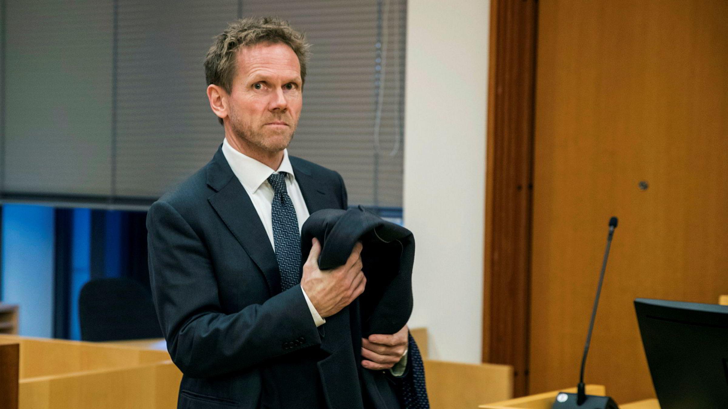 Regjeringsadvokat Fredrik Sejersted mener gaven ikke har skatteplikt.
