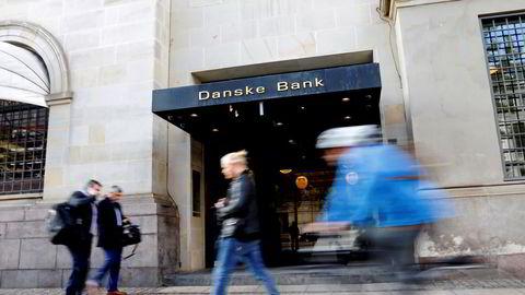 Edison Norge har tatt ut søksmål mot Danske Bank, som er satt opp til å gå for Oslo tingrett i slutten av mai. Her Danske Bank i København.