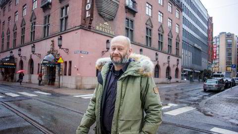 Vi er enige om formuesskatten, skriver Jan Tore Sanner i sitt svar til Stein Lier-Hansens (bildet) innlegg «Høyres programforslag er et knefall for venstresidens demagogi».