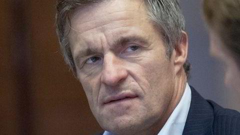 Jan Haudemann-Andersen selger seg ned i Kahoot, og rykker ned på aksjonærlisten.