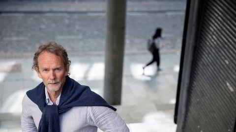 – Investorene globalt skjønner at oljealderen ikke kommer til å vare evig, sier sjeføkonom Harald Magnus Andreassen i Sparebank 1 Markets.
