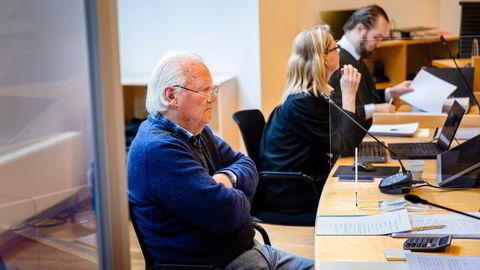 Eiendomsinvestoren Pål Borgersen er representert av advokat Ann Helen Aarø og Nils Christian Nordhus.