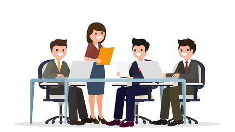 Både konsultasjon og delegering kan gi medarbeideren en opplevelse av være betydningsfull og viktig.