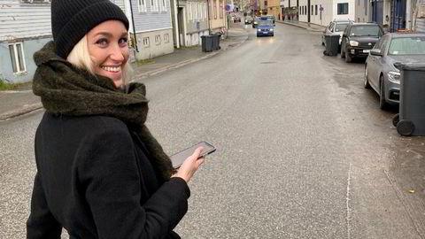 Student Anna Lagaard kjemper i toppen i Aksjejentene-ligaen i Fantasyfond.