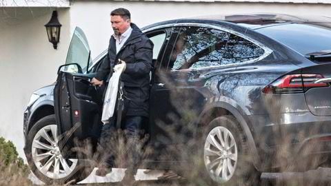 Tidligere konsulent i Boligbygg, Geir Fredriksen er tiltalt for grov korrupsjon av Økokrim.