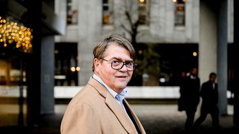 Forvalter Jan Petter Sissener er fornøyd med resultatet til familiens investeringsselskap.