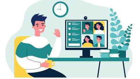 I fullt alvor gir ledelsesforskere tips om å starte alle Teamsmøter med mindfullnessøvelser.