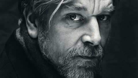 An excited Munch curator. «It's possible people will think it's terrible. 'What kind of idiocy is this?' But that's how it is with everything one does,» author Karl Ove Knausgård states, a few weeks before his debut as a curator at the Munch Museum in Oslo.