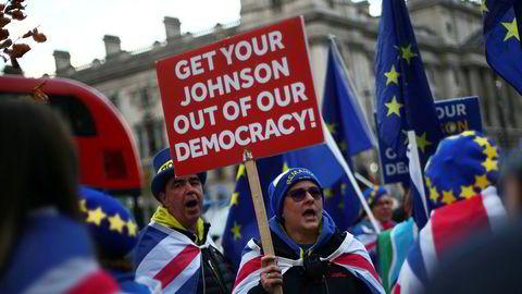 Det går mot et spennende valg i Storbritannia.